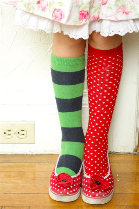 7 Funky Socks And Tights by Colo 174 Ful Is Happy Becky 180 S Clothes