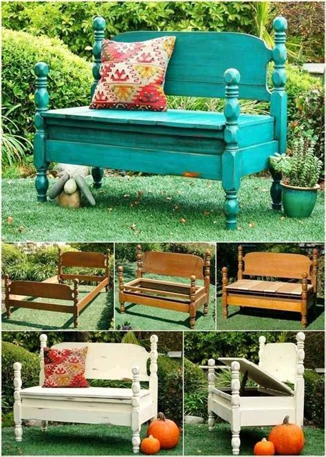 bench made from old bed frame best 20 old bed frames ideas on pinterest twin bed