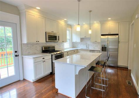 california kitchen design white painted kitchen cabinets the rozy home featured on