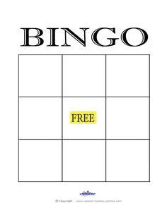 Https Tipjunkie Bingo Card Templates by Bingo Card Templates Cards Bingo Template Template And