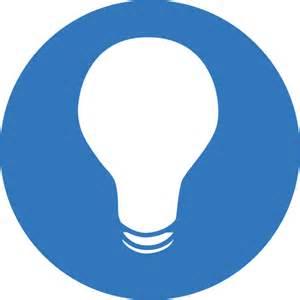 Bug Light Bulbs Blue Light Bulb Clip Art At Clker Com Vector Clip Art