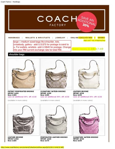 Big Heels Abu Gelang List Gold Yg15 prices of coach purses coach wholesale handbags