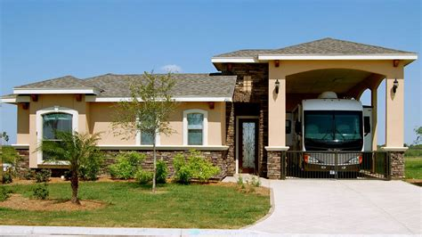 the benefits of rv ports near beautiful bentsen palm