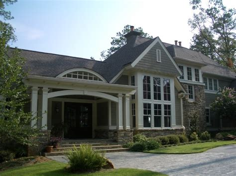 modern traditional homes contemporary shingle style family home traditional exterior