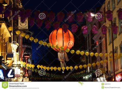 new year soho 2015 view of chinatown new year