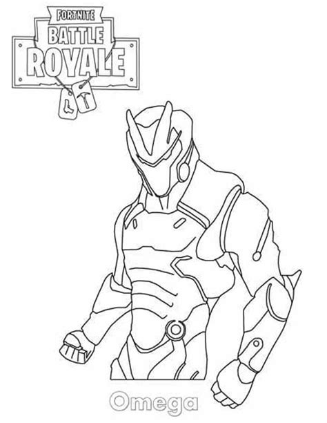 Coloring Page Fortnite by 30 Free Printable Fortnite Coloring Pages Coloring Junction
