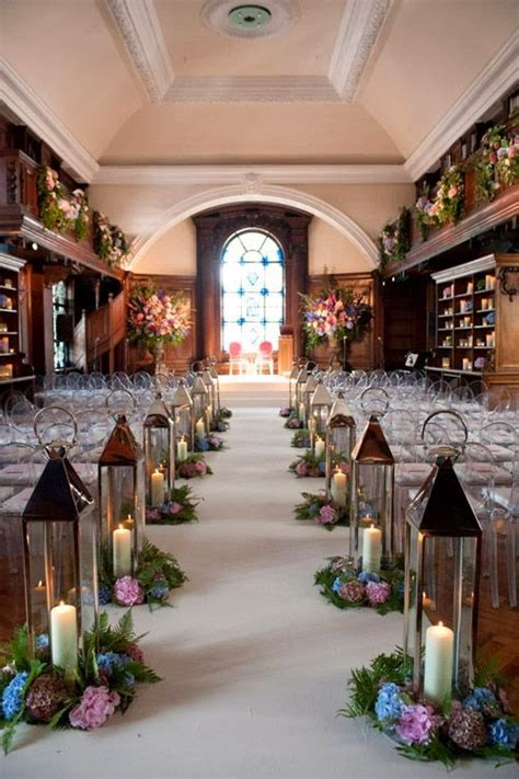 Wedding Aisle Decorations With Lanterns by Calgary Wedding Decorator Wedding Aisle D 233 Cor