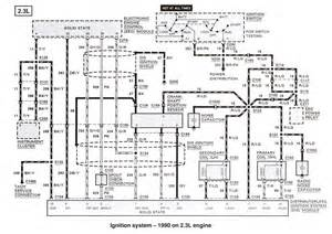 90 ford ranger wiring diagram 90 get free image about