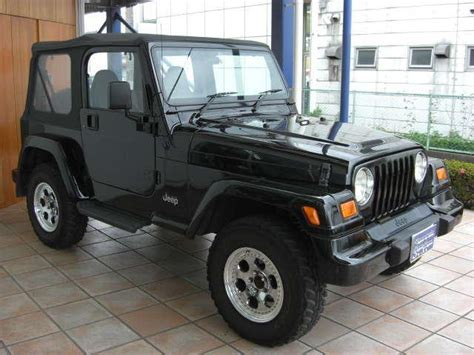 Jeep Wrangler Sport Used For Sale Jeep Wrangler 4x4 6c Sport 1997 Used For Sale