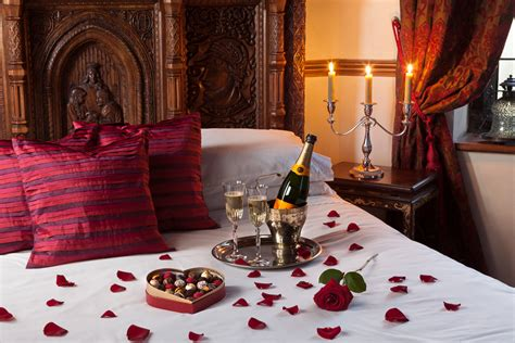 how to set up romantic bedroom a photographer s insight valentines press shoot brecon