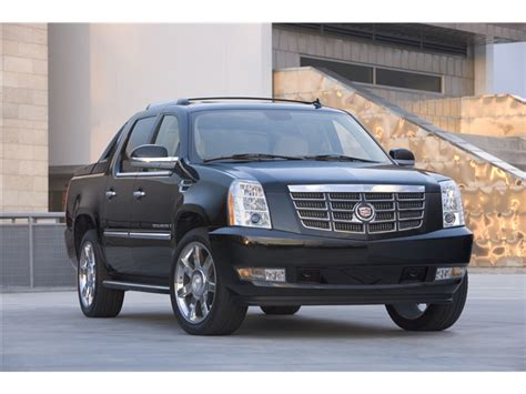 Cadillac Escalade Ext Review by 2011 Cadillac Escalade Ext Prices Reviews And Pictures