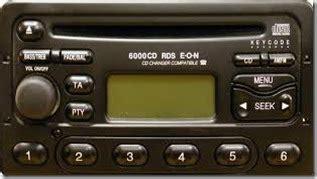 Car Radio Code Calculator Ford Radio Code