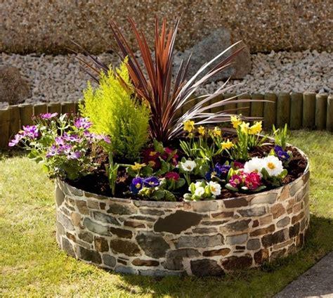 idee per un giardino fai da te decorazioni fai da te per un giardino dal design originale