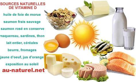 vitamine d alimenti 7 signes d une carence en vitamine d