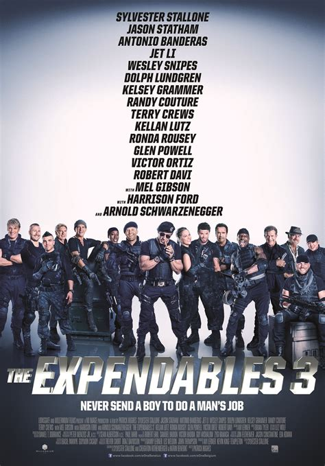 Sylvester Stallones Plane Searched In Australia by Cinema4you The Expendables 3