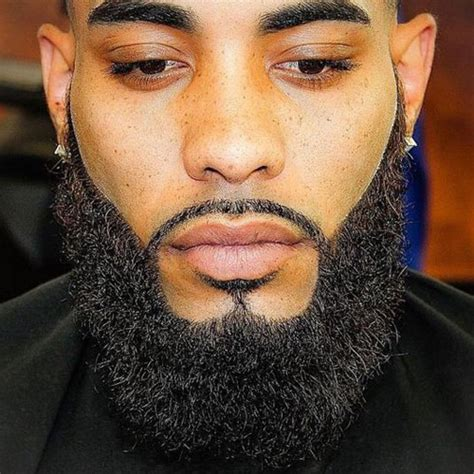 black style beards black men beards top beard styles for black guys full