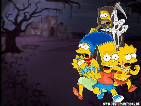 imagenes para fondo de pantalla los simpson fondos de los simpson homero la muerte