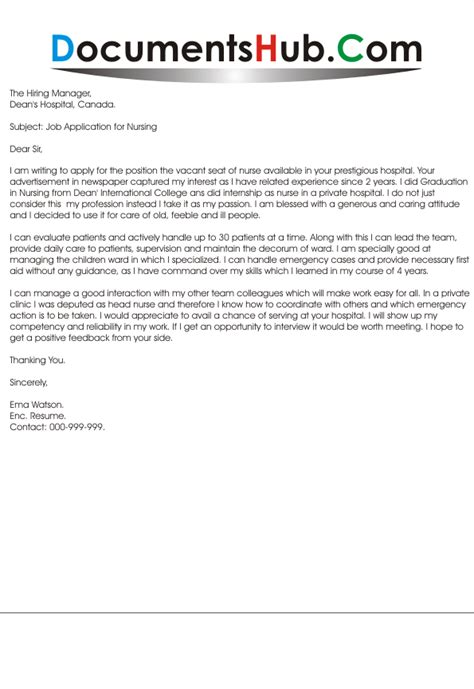 cover letter for enrolled cover letter for enrolled with no experience cover