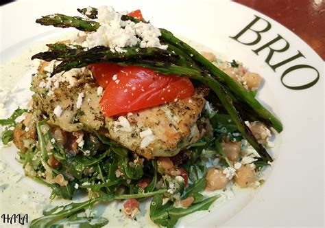 brio salads brio tuscan grille introduces a tale of two risottos