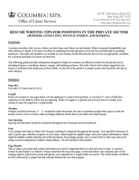 personal banker resume templates personal banker resume sle free premium