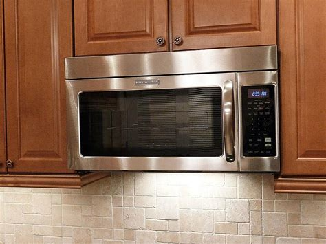 Can The Range Microwave Be Used On Countertop by Cabinet Microwave Imposing 9 Design Ideas