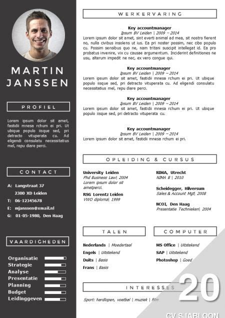 pretty fancy resume 1 49 modern resume templates to get noticed by