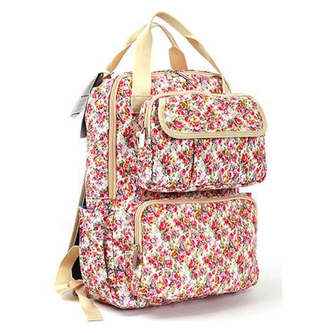 flower pattern bags girls flower backpack backpack tools