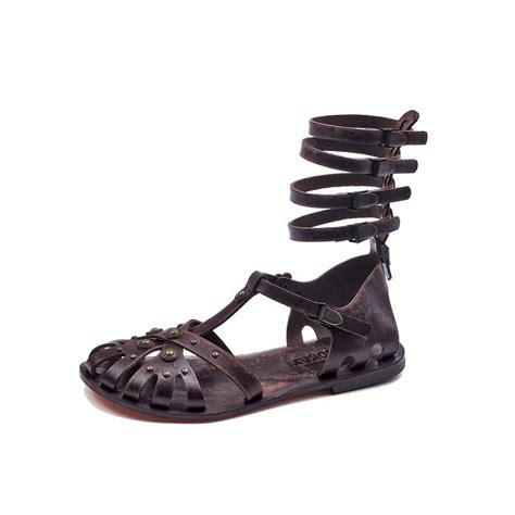 Gladiator Leather Sandals handmade leather gladiator sandals 100 handmade