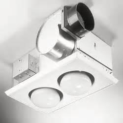nutone bathroom fan heater light heater fan lights bath and ventilation fans nutone