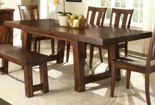 tomato bench dining set images