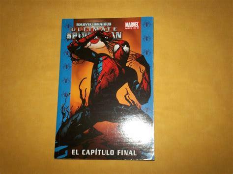 ultimate spider man omnibus el capitulo final televisa 500 00 en mercado libre