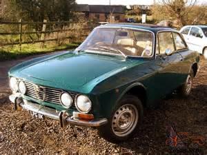 Alfa Romeo 105 Gtv 2000 For Sale 1972 Alfa Romeo 2000 Gtv 105 Series Giulia Rhd
