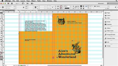 book layout course designing a book