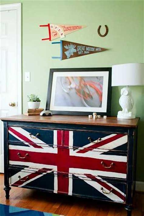 British Home Decor by 30 Patriotic Decoration Ideas Union Jack Themed Decor In