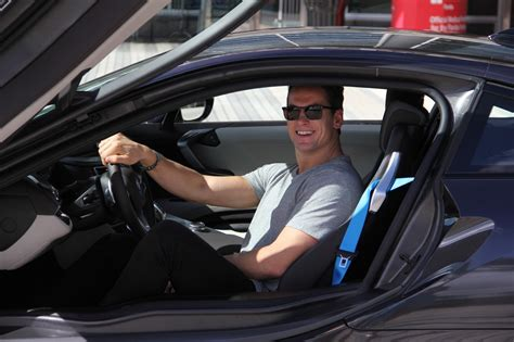 drive drove driven celebrities who drive bmw cars