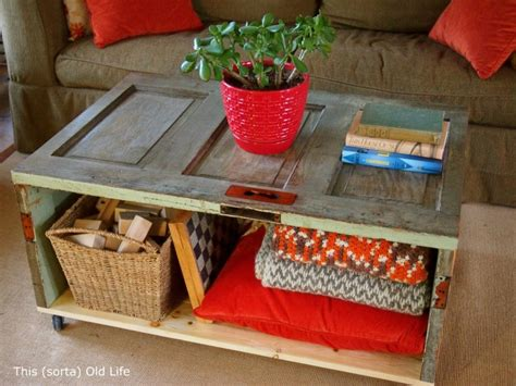 Cool Diy Coffee Table 10 Creative Diy Coffee Tables With Storage