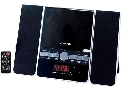 craig cd shelf system  amfm stereo radio  dual