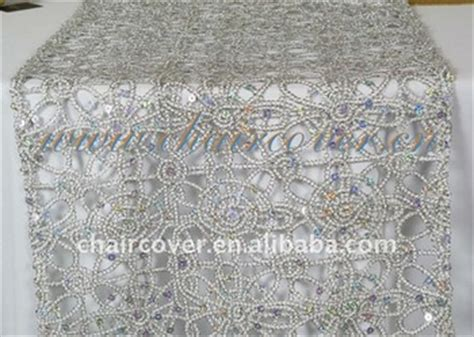 fancy beaded table runners 2014 fancy design wedding decorative sequin beaded table