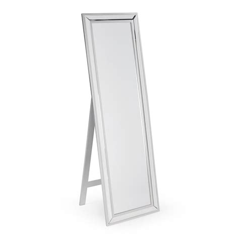 cheval mirror floor length beveled stand deco dressing