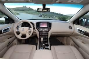 2015 Nissan Pathfinder Interior 2015 Nissan Pathfinder 4x4 Interior Infotainment Cr2 The