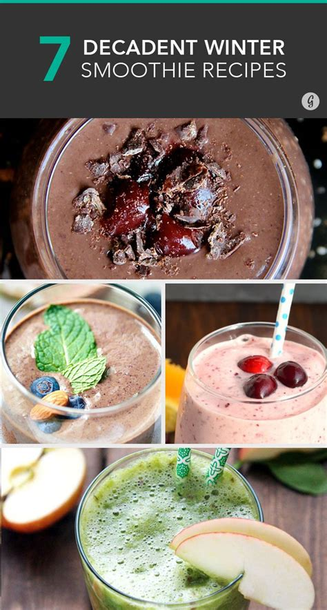 Winter Detox Smoothie Recipes 40 best images about protein shakes on meal