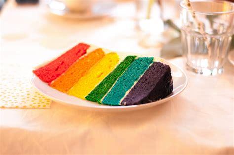 rainbow kuchen regenbogen kuchen fr 228 ulein selbstgemacht