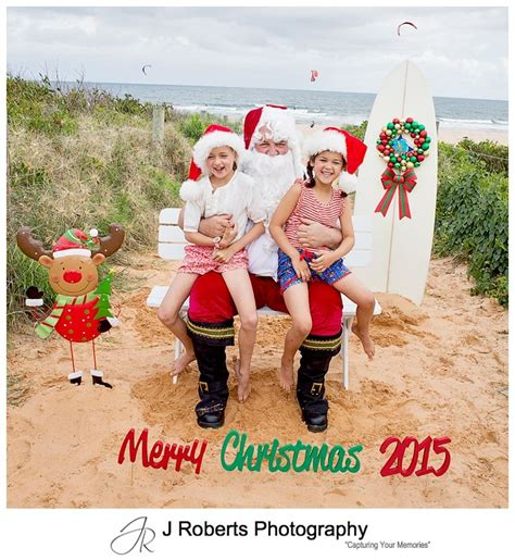 aussie santa claus aussie santa photos northern beaches sydney at