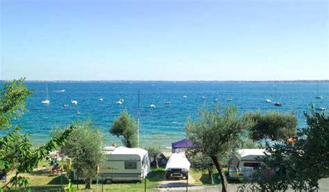Campeggio Fontanelle Moniga del Garda Gardameer, Campings Gardameer Lombardije