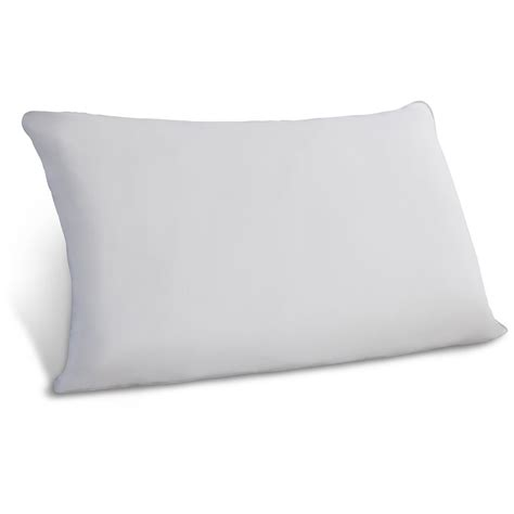 foam bed pillow sleep essentials memory foam bed pillow 623595 pillows