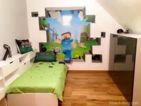 Super Mario Wall Mural th 232 me minecraft ou mario pour la chambre du fiston