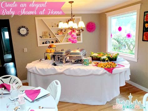At Home Baby Shower Ideas by Baby Shower Ideas Rentals Baby To Boomer Lifestyle