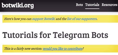 video tutorial hack telegram botwiki telegram geeks