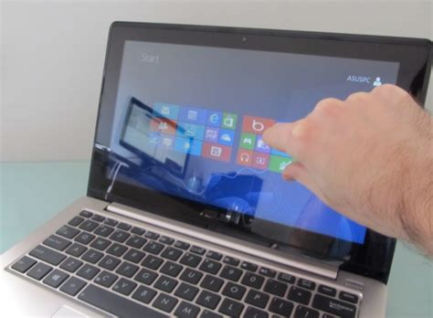 Asus Mini Laptop Touch Screen asus vivobook x202e touchscreen notebook review liliputing