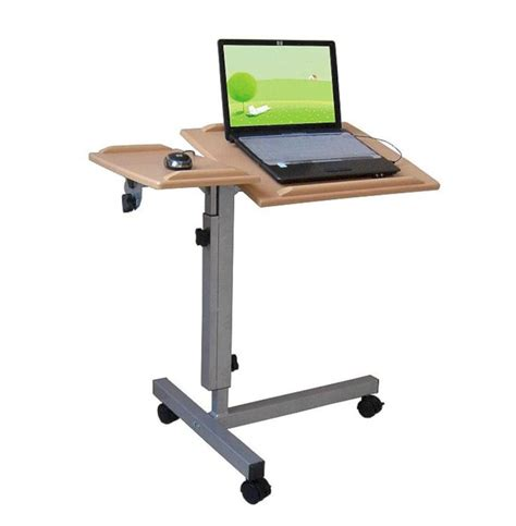 15 functional and aesthetic computer desks with wheels